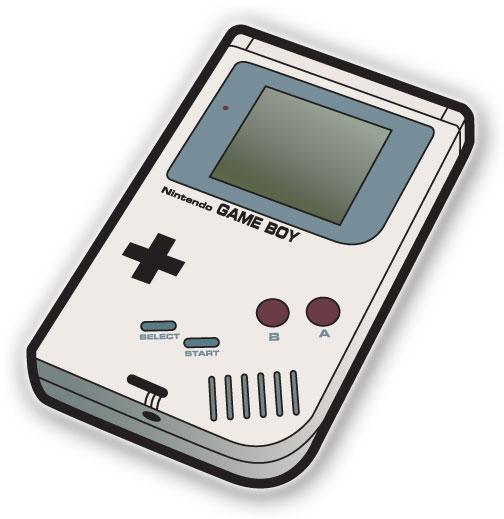 A GameBoy